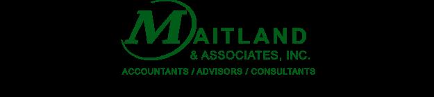 MAITLAND & ASSOCIATES, INC logo