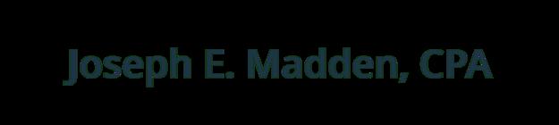 Joseph E. Madden, CPA