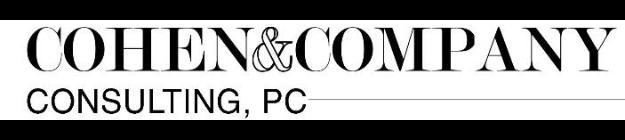 Cohen & Company Consulting PC logo
