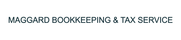 MAGGARD BOOKKEEPING & TAX SERVICE