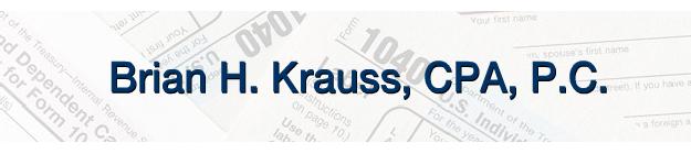 Brian H. Krauss, CPA, P.C. logo