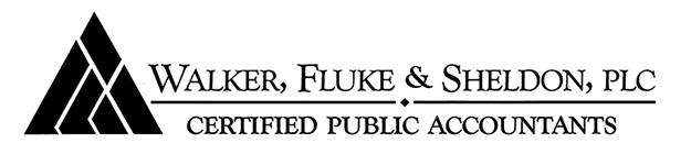 Walker, Fluke & Sheldon, PLC logo