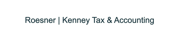 Roesner | Kenney Tax & Accounting