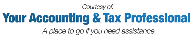 Your Tax Professional logo