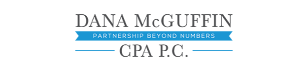 DANA MCGUFFIN CPA PC logo