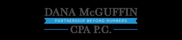 DANA MCGUFFIN CPA PC logo