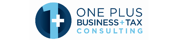 One Plus Tax  Accounting Inc logo