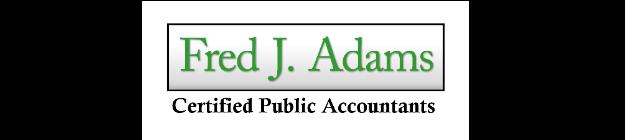 Fred J. Adams CPA logo