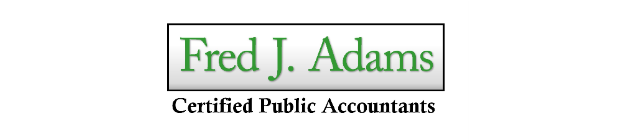 Fred Adams Tax Group, Inc. (formerly known as Fred J. Adams CPA) logo