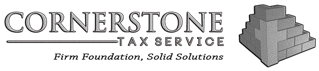 Cornerstone Tax Service, Inc. logo