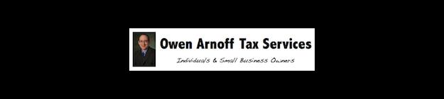 OWEN ARNOFF TAX SERVICES logo