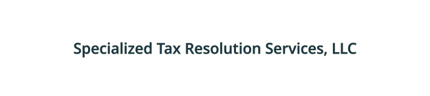 Specialized Tax Resolution Services, LLC logo