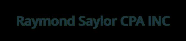 Raymond Saylor CPA PC logo