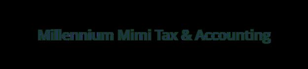 Millennium Mimi Tax & Accounting logo