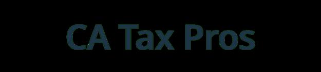 CA Tax Pros logo