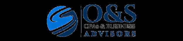 O&S CPAs & Business Advisors logo