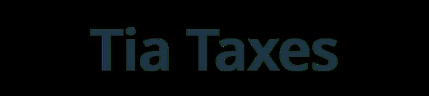 Tia Taxes logo