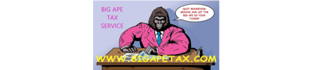 Big Ape Bookkeeping and Tax Service