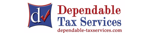 DEPENDABLE TAX SERVICES, LLC, The Tax Accounting Office of David A. Rodriguez, EA, NTPI Fellow logo
