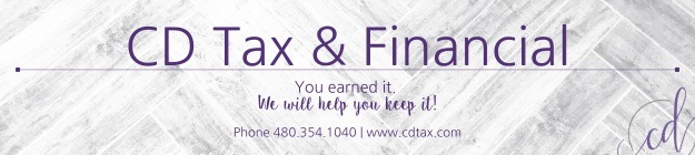 CD Tax & Financial logo