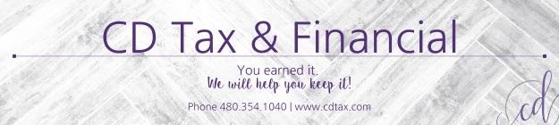 CD Tax & Financial logo
