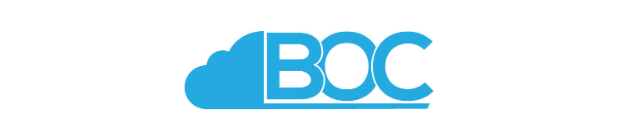 BOC Business on the Clouds logo
