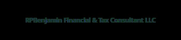 Ron Benjamin, MBA Financial & Tax Consultant logo