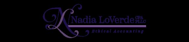 Nadia LoVerde CPA PLLC logo