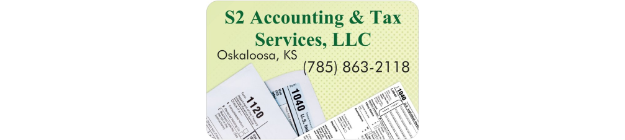 S2 Accounting & Tax Services, LLC  logo