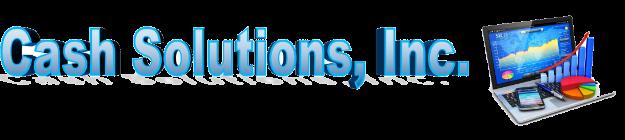 Cash Solutions, Inc.