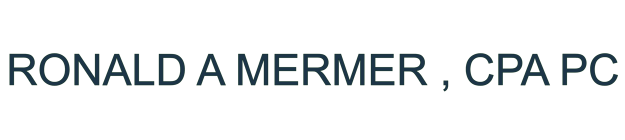 RONALD A. MERMER CPA PC logo