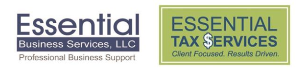 Essential Tax Services