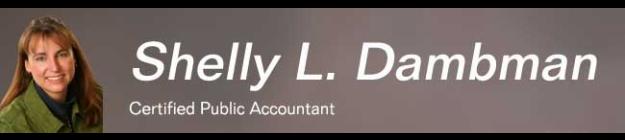 Shelly Dambman, CPA logo