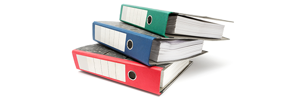 Organized Business Records Save Time and Money Image