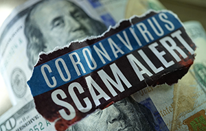 Beware of Scams Tied to COVID19 Stimulus Checks image