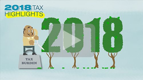 Key 2018 Tax Highlights