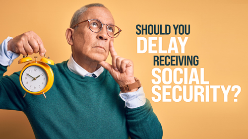 Thumbnail: Should You Delay Your Social Security