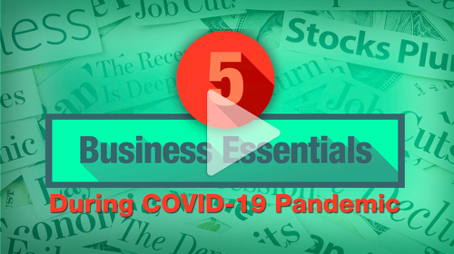 Thumbnail: COVID-19 Five Business Essentials