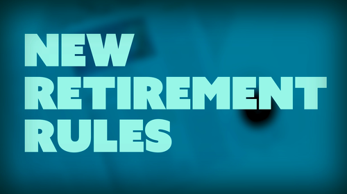 Thumbnail: New Retirement Rules