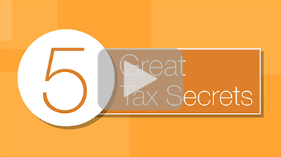 Thumbnail: Five Great Tax Secrets