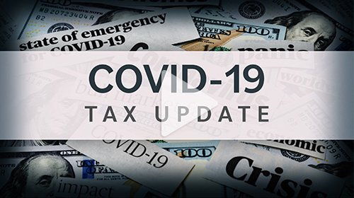 Thumbnail: COVID-19 Tax Update